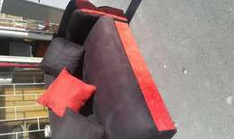 L shape lounge suite new style used R1200
