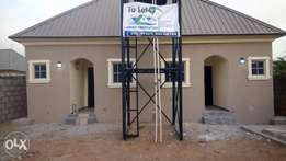 New 4 units of 1 room self contain at fha Lugbe