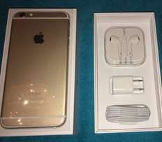 Apple iPhone 6s Plus 32gb Gold for sale.