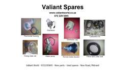 Chrysler Valiant Regal spares
