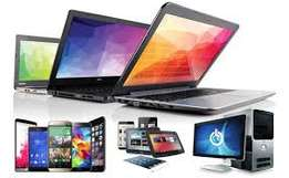 All Laptops, Printer Repairing and Sales