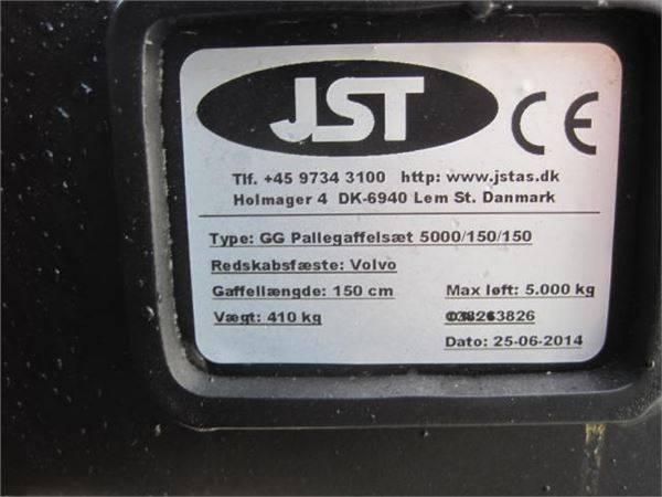 Jst 5 Tons Med Volvoskift - image 5