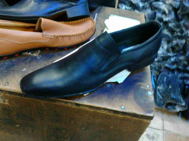 Official male shoes, leather. FREE DELIVERY. Nairobi CBD - image 3