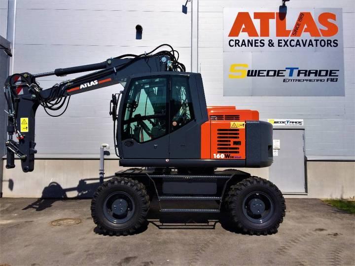 Atlas 160 Wsr Blue - 2018