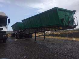 Top Trailer Side Tipper Link (2012 Model) Quote Ref.512