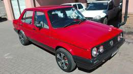 Vw Fox 1800,red with mags
