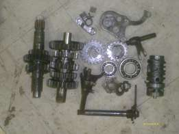 Honda CR250 R (parts for sale)