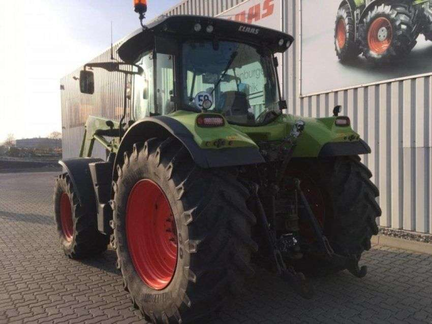 Claas arion 650 cmatic - 2015 - image 5