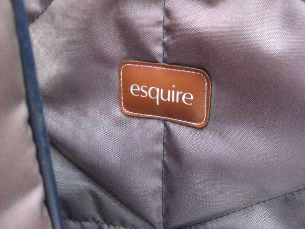 One Big esquir suitcases in very good condition New Germany - image 1