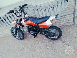 Two pitbikes to swop for skoeter or road bike