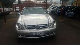CLK 320 Mercedes cars for sell in joburg