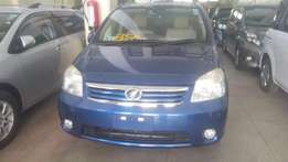 Toyota Raum available in stock