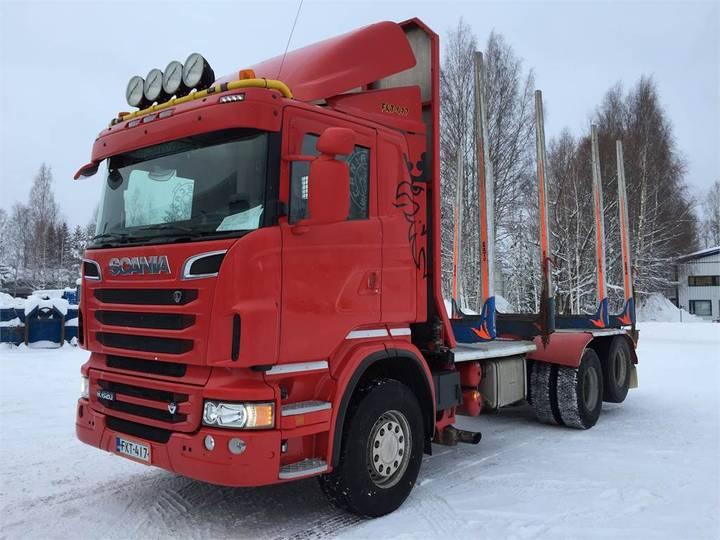 Scania R-serie - 2013