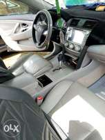 Toyota Camry (MUSCLE SPOT) Black