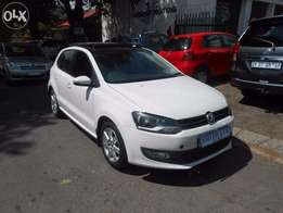 2013 VW polo 1.4 comfortline for sale