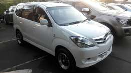 A Stunning 2009 Toyota 1.5 Avanza XS with electric Windows and aircon!