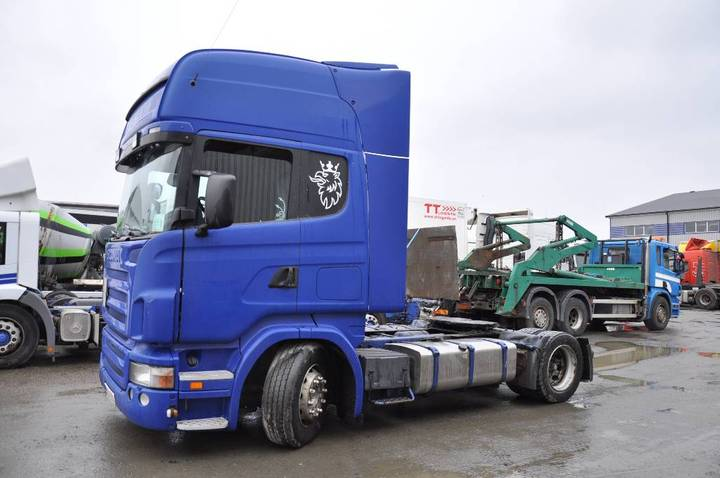 Scania R420 4x2 - 2005
