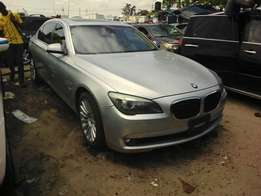 Tokunbo 2011 BMW 7 Series Twin Turbo Engine