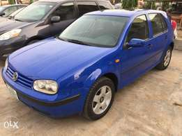 Very clean golf 4 forsale