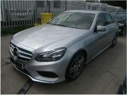 2013 Mercedes-Benz E350 AMG Sport *Breaking for spare parst only *