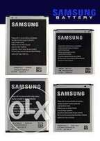 Brand new original phone batteries: free delivery