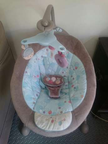 Baby swing chair Lonehill - image 1
