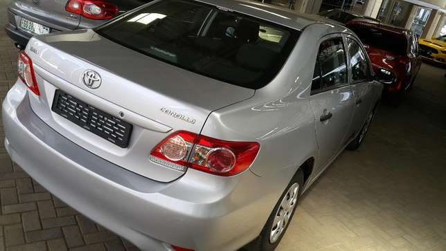 **2011 Toyota Corolla 1.3 Impact available** Only 58500km* Bloemfontein - image 2