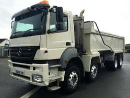 2010 Mercedes-Benz Axor 3236K DAY 8x4 TIPPER