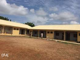 Self contained hostel at oke-odo