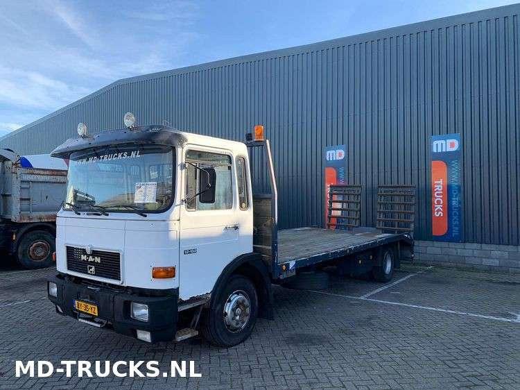 12 192 manual nl truck - 1987