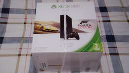 [BRAND NEW/SEALED] Xbox 360 E 500GB + Forza + 1 Month Xbox Live Gold