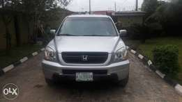 neatly used 2004 honda pilot in good condition