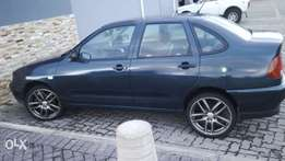 17inch magz with tyres