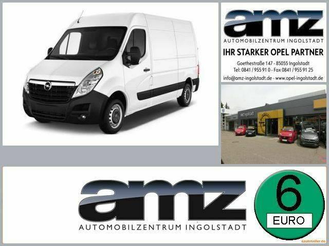Opel Movano B 2.3 L1H1 Zul. Gesamtgewicht 2.8 t