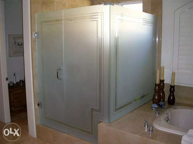 Frameless Glass Shower doors Coker - image 1