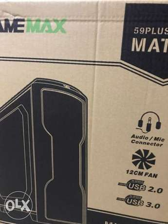 gamemax matrix case