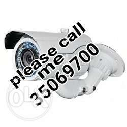 cctv camera for sell and fixing