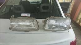 Opel astra head lights original