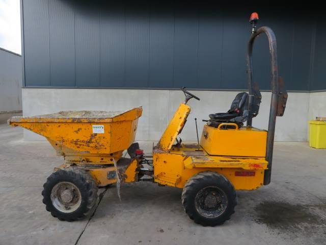 Thwaites 1.5 tonne high tip swivel - 2007