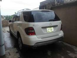 Neatly used Mercedes Benz ml350, 2009 model Lagos cleared jst like tok