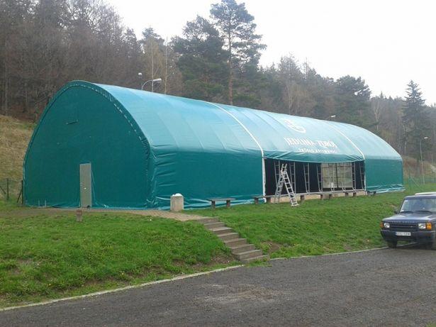 Topnotch Plandeki - produkcja naprawa plandek, hale namiotowe, kurtyny DH82