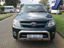 2005 toyota hilux vvti in immaculate condition for sale