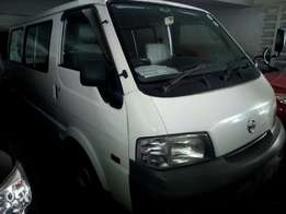 Nissan Vanette 4WD manual