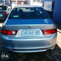 Honda Accord Type S For Sale