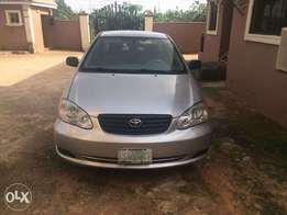 Clean 05 Corolla for sale