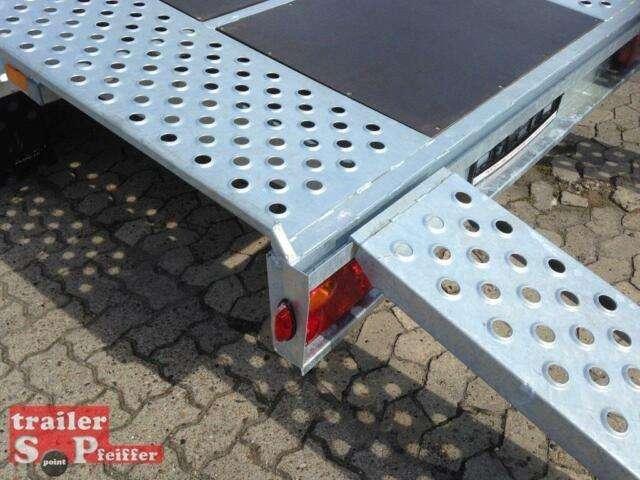 Autotrailer Adriano mit Winde Reserverad 2700 kg - image 7