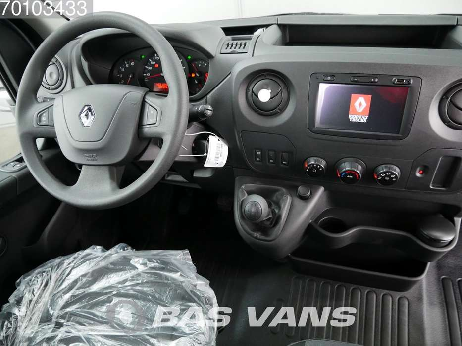 Renault Master Chassis cabine 165PK Dubbellucht Navigatie Airco 3... - 2019 - image 10
