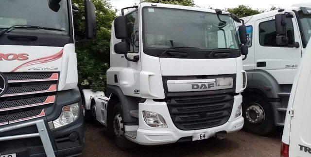 DAF cf85 - 2014