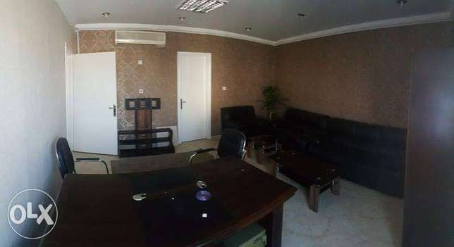 4 Rooms,Hall Office 150 Sqm In Gharafah area+ 1Month Free