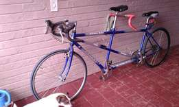 Tandem for sale